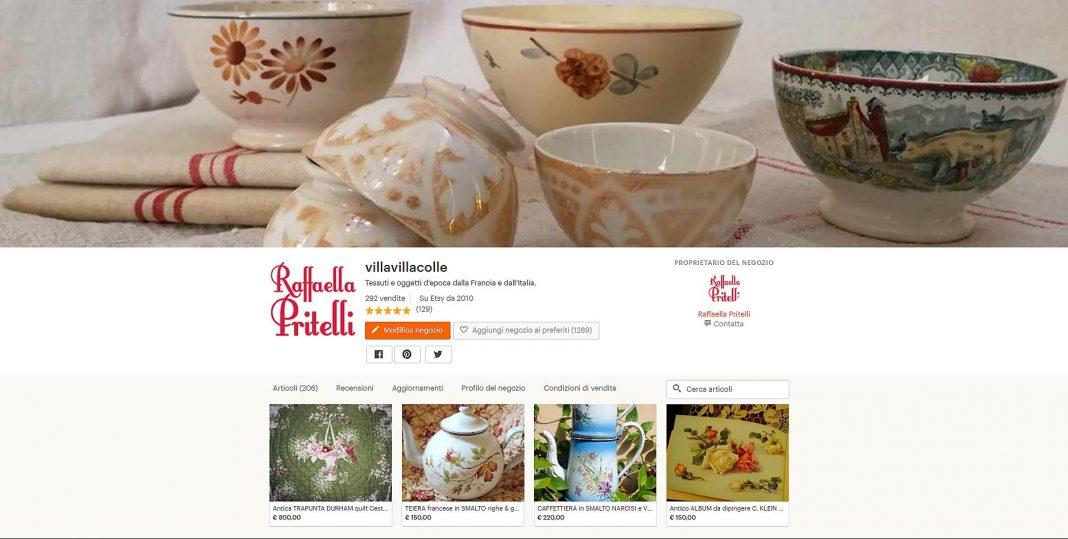 Oggetti d epoca Raffaella Pritelli - Dove comprare oggetti d epoca