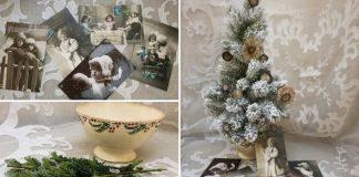 Decorazioni di Natale antiche
