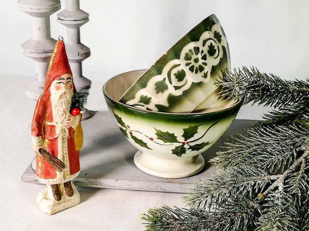 Babbo Natale francese antico