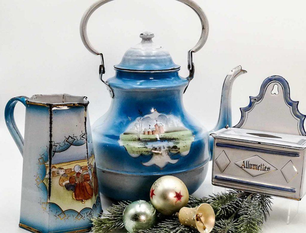 Smalti francesi Natale