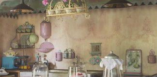 Tessuti francesi e oggetti antichi per arredamento casa romantic chic