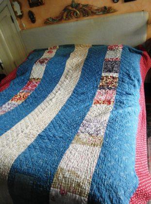 Victorian Durham quilt
