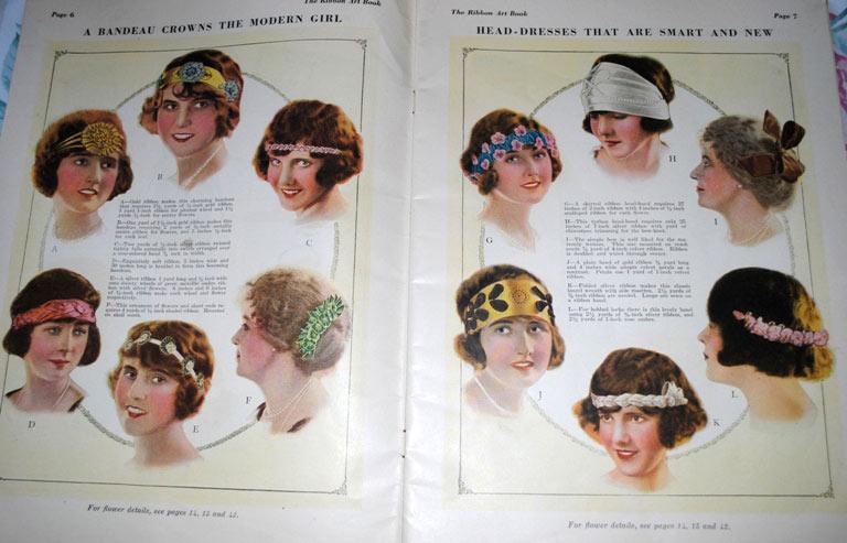 Ribbonart magazine flappers