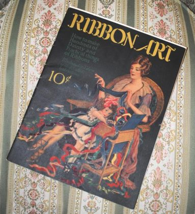 Ribbonwork magazine cover
