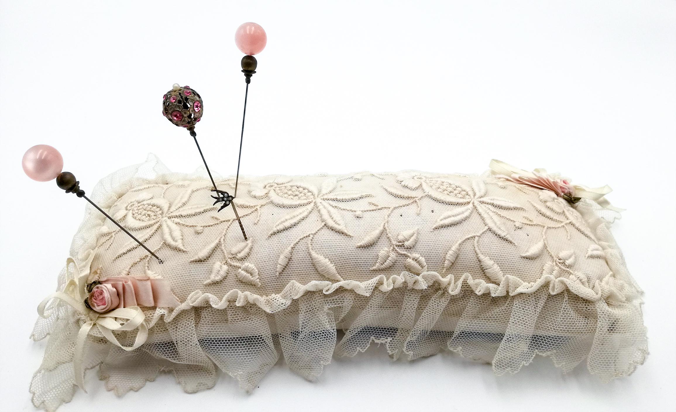 Cestini Da Lavoro Per Cucito cestino da cucito antico per boudoir