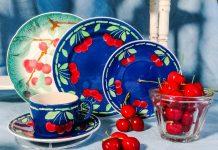 Ceramiche barbotine antiche
