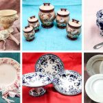 Ceramiche antiche Creil Monterau