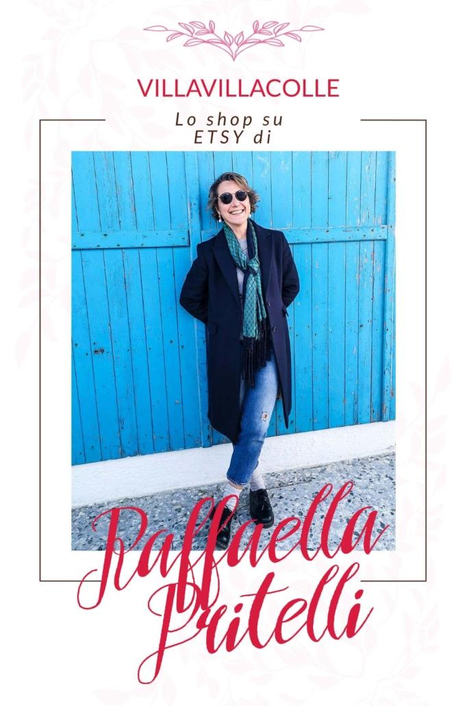 Raffaella Pritelli - Luxury designer