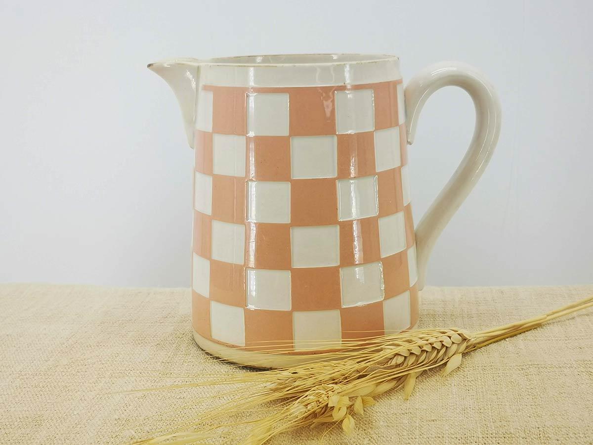 Brocca in ceramica Sarreguemines